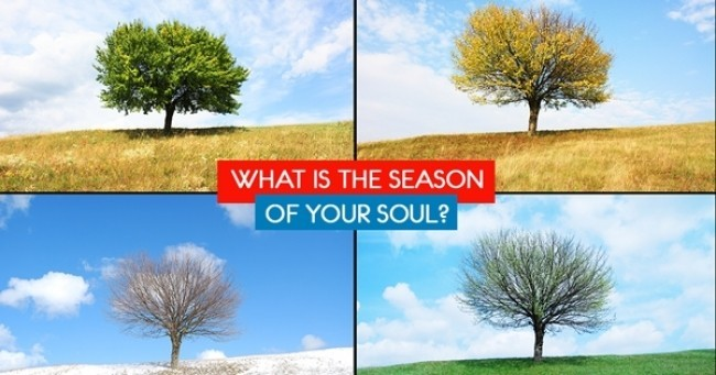 What Is The Season Of Your Soul?