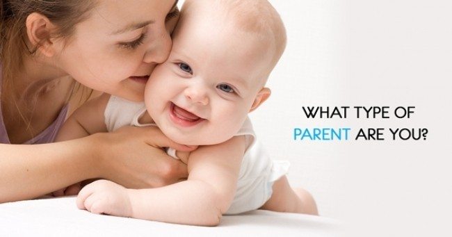 What Type of Parent are you?