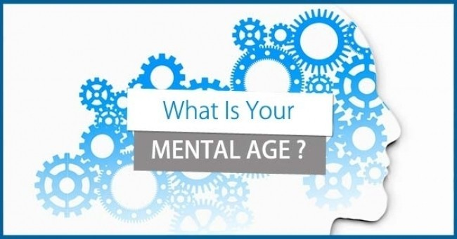 What Is Your MENTAL AGE ?